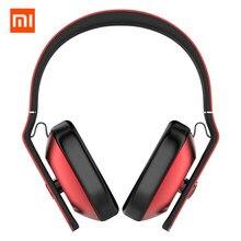 Xiaomi originais 1 MAIS Sobre Ear Headband Wired Fones De Ouvido HIFI Big Fone de Ouvido Fone de Ouvido Com Microfone Para iOS Android Telefone Inteligente