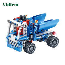 Vidiem Building Blocks Technic Constructive Educational Toys For Kids Mechanical Engineering Gear Set Compatible with Legoing(China)