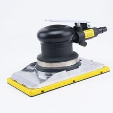 95*175 пневматический шлифовальный вакуумный самовсасывающий пневматический шлифовальный станок Автомобильная промышленная мебель пневматические инструменты