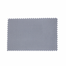 50pcs Gray Silver Polishing Cleaning Cloth Watch Polishing Cloth Prevent Oxidation And Blackening