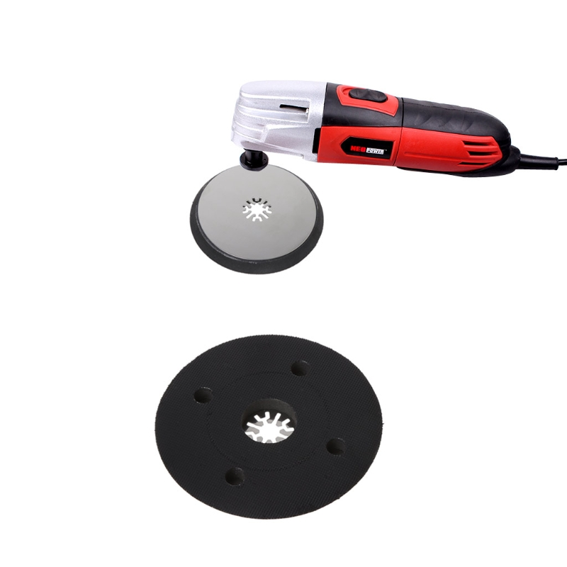115mm Round Sanding Pad Oscillating Multitool For Fein Multimaster Chicago Bosch #Aug.26
