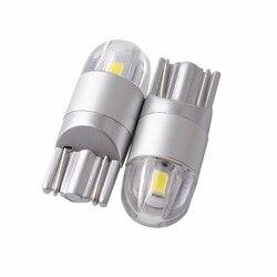 4 pièces T10 W5W Led 3030 SMD Led T10 w5w 194 ampoule clairance Auto voiture style DC 12 v