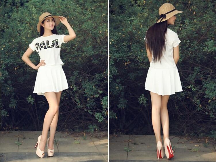 Aliexpress.com : Buy 2015 Spring And Summer Women Fashion Mini ...