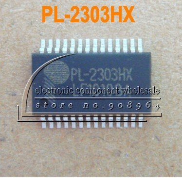 25pcs/LOT PL2303HX PL2303 USB to RS232 Serial Bridge Controller