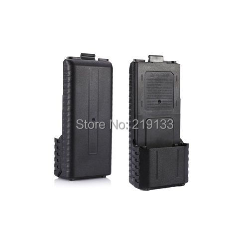 BaoFeng UV 5R talkie walkie AA batterie boîte pour 2 voies radio baofeng Pofung UV5R UV5RB uv 5 bf f8 uv-8hx tyt th-f8
