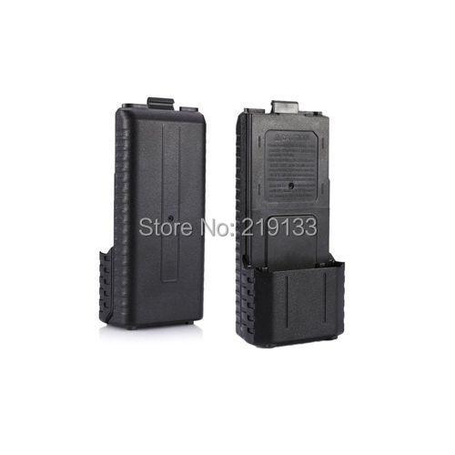 BaoFeng uv-5r uv 5r walkie talkie AA contenitore di batteria per 2 way radio baofeng Pofung UV5R UV5RB uv 5 bf f8 uv-8hx tyt th-f8