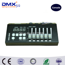 DHL Free shipping 9V battery 54channels mini light console