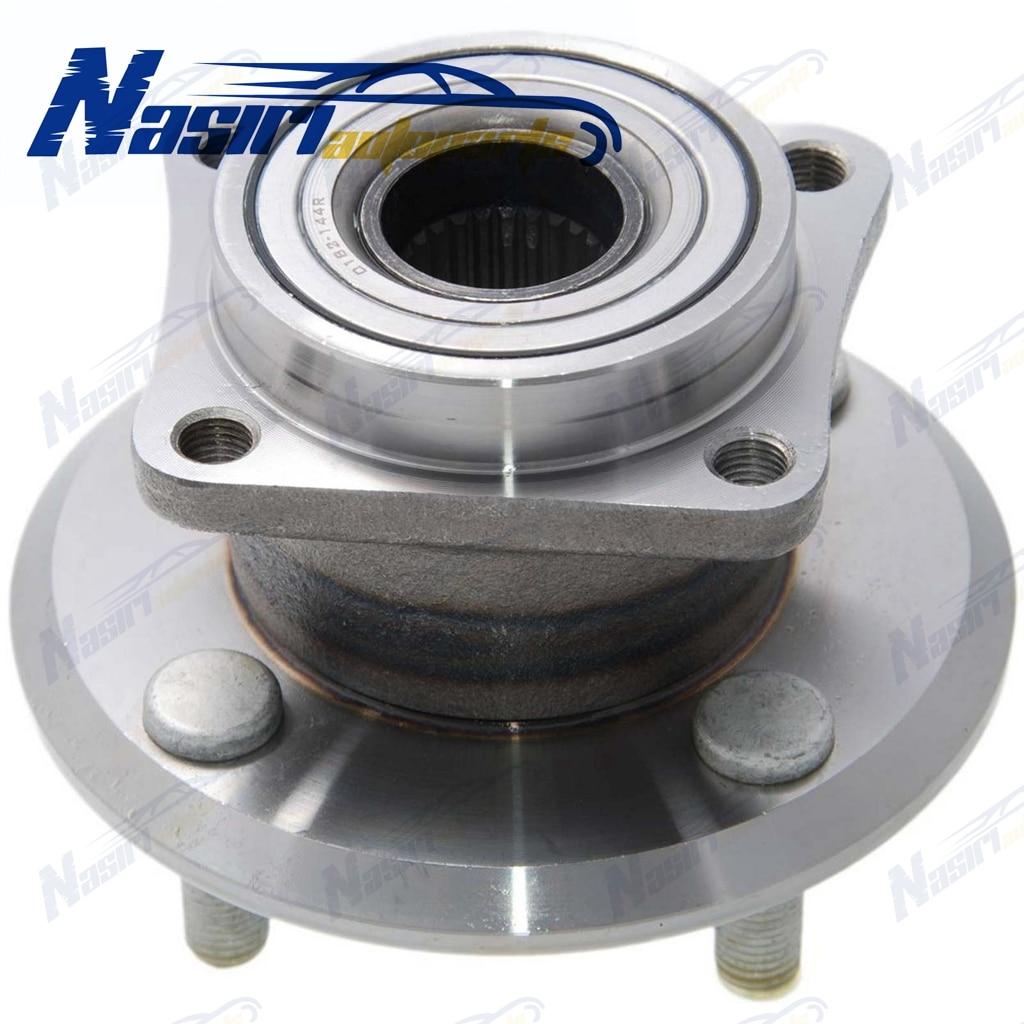 Us 39 98 45 Off Rear Wheel Hub Bearing Assembly For Toyota Corolla Fielder Sienta 42410 12240 55bwkh02 Dacf2146b In Wheel Hubs Bearings From