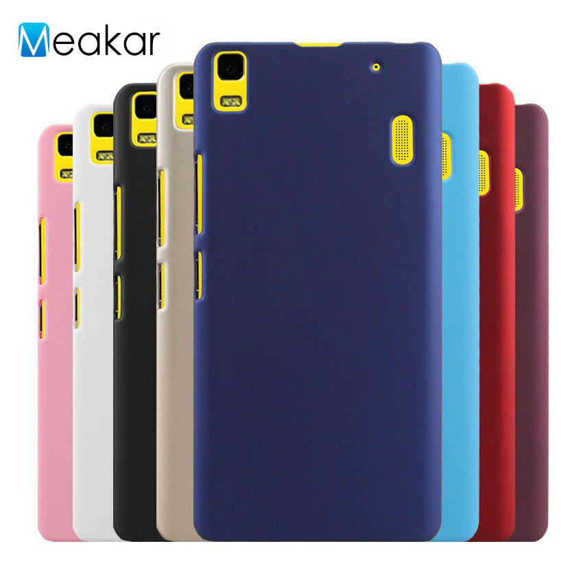 Matte Plastic Coque Cover 5.5For Lenovo K3 Note Case Voor Lenovo K3 Note K50-T5 K50 Telefoon Terug Coque Cover Case