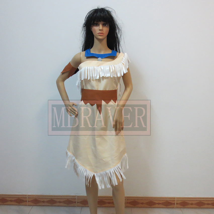 Cosplay Pocahontas Princess Vest Dress Costume Custom Any Size  sc 1 st  Google Sites & ?Cosplay Pocahontas Princess Vest Dress Costume Custom Any Size - a774