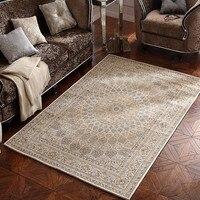 Perzische Verona Verontruste Accent Tapijt  Amerikaanse stijl beige kleur home decoratie nachtkastje tapijt VERKOOP