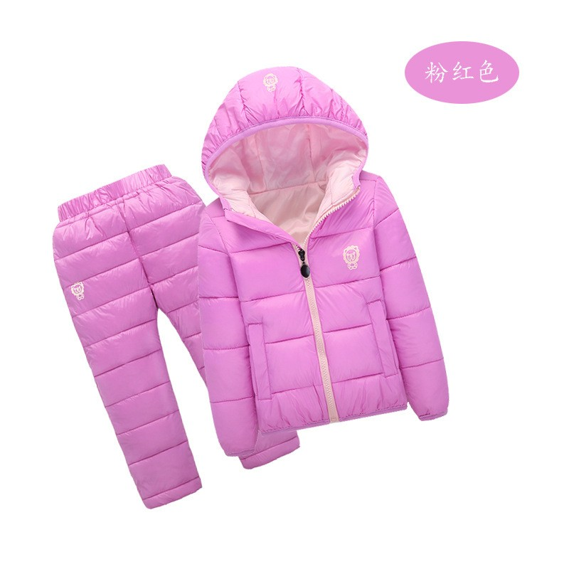 Children-Set-Boys-girls-Clothing-sets-winter-1-7year-hoody-Down-Jacket-Trousers-Waterproof-Snow-Warm-kids-Clothes-suit-6-color-4