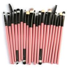 20 pcs Makeup Brush Set tools Cosmetics Tool  Brush Set