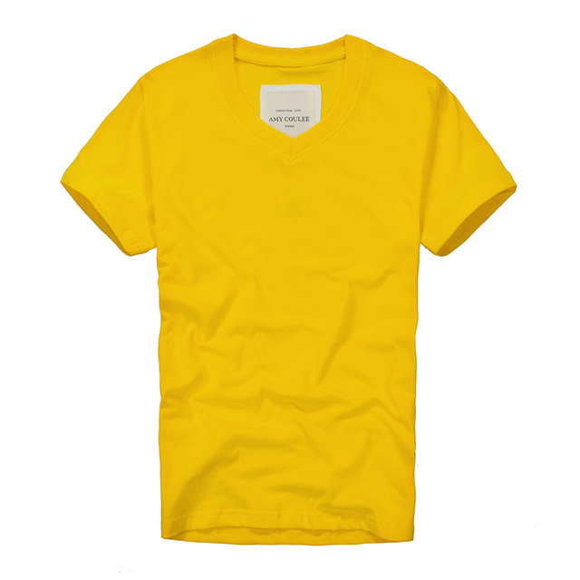 Yellow Summer Shirts