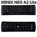 MINIX NEO A2 Lite Fly Air Mouse 2.4 ГГц Беспроводная Клавиатура шесть оси Мульти-поддержка ОС Для Android Smart TV Box PC Remote контроллер