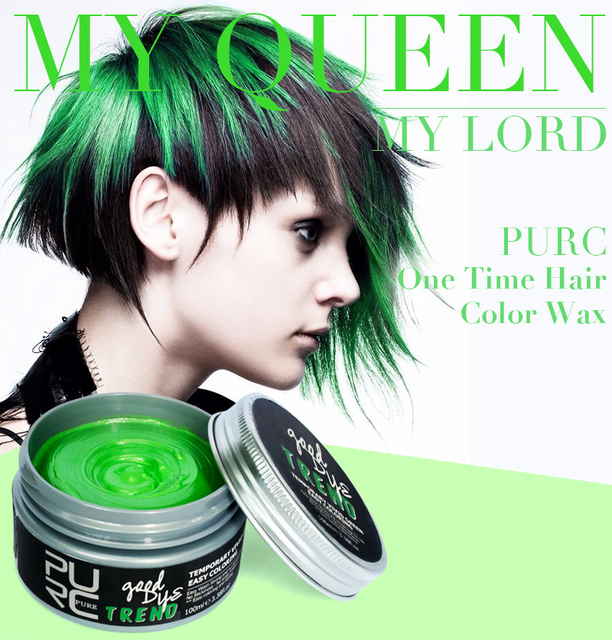 2017 Hot Sales New Products Good Dye Hair Color Hair Dye Wax For