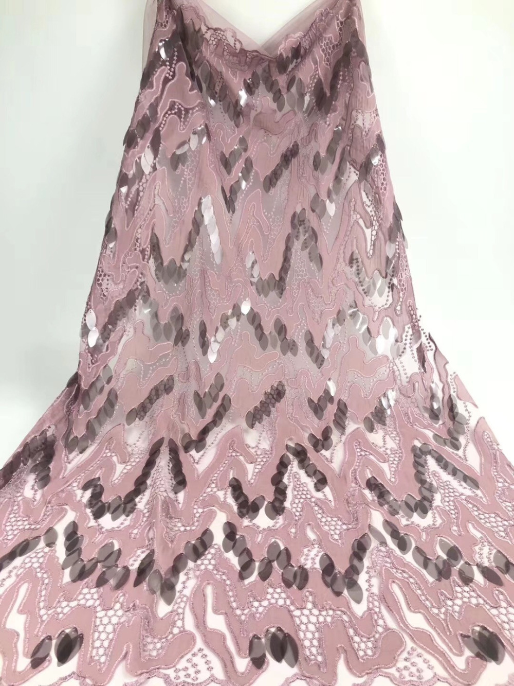 Bridal Nigerian Wedding Lace Materials Lace Fabric High Quality 2019 African Lace Fabric On Sale Beads Lace FabricBridal Nigerian Wedding Lace Materials Lace Fabric High Quality 2019 African Lace Fabric On Sale Beads Lace Fabric