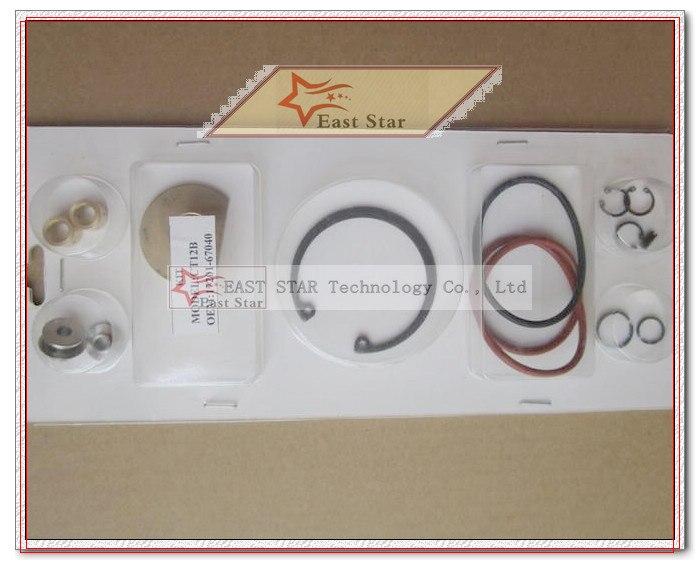 TURBO Repair Kit rebuild CT12B 17201-67040 17201 67040 For TOYOTA LANDCRUISER LAND CRUISER 4 Runner HI-LUX 1KZ-TE KZN130 3.0L (2)