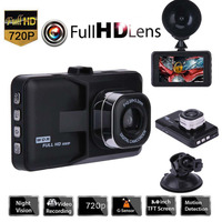 New Universal 720P HD 3 0 LCD Car DVR Dash Camera Video Night Vision G Sensor