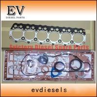UD engine TD42 TD42T full gasket kit/cylinder head gasket set for Bus y60