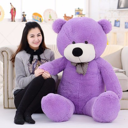 HTB1dd4vKXXXXXb3XVXXq6xXFXXXT - 100CM Hug Teddy Bear Urso De Pelucia Plush Stuffed Animal Dolls