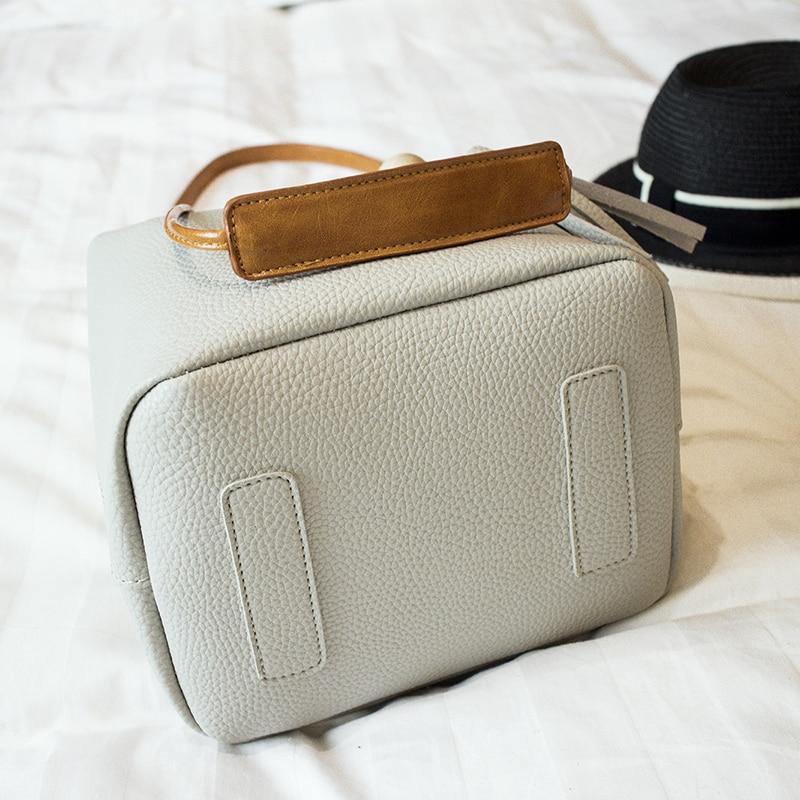 Bolso de la borla para las mujeres Famous Brand Designer Bag Ladies - Bolsos - foto 4
