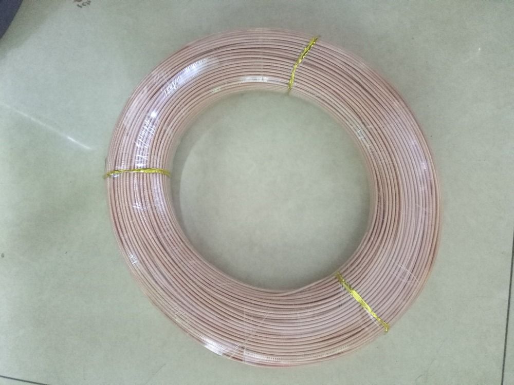 1 Reel High temperature resistance 200M 50ohm M17 113 RG316 single shielded RF Coaxial cable
