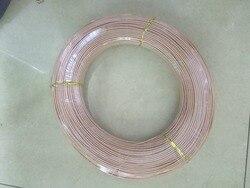 1 rolka 200 stopni celsjusza/250 stopni celsjusza 200M 50ohm M17/113 RG316 pojedynczy ekranowany kabel koncentryczny RF
