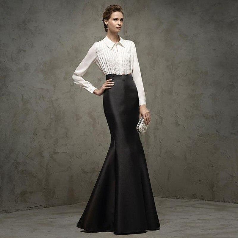 Длинное Платье С Юбкой Годе