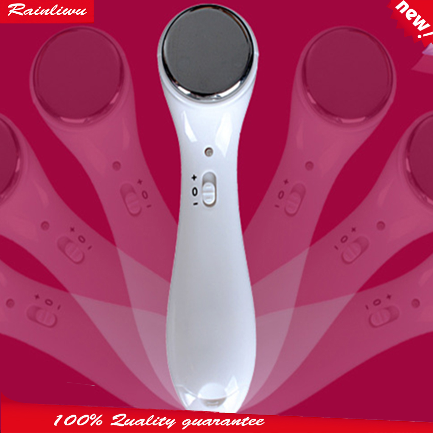 Face Massager Beauty Care Instrument Household Ion Whitening Electric Import Device Skin Care Toxin Export Apparatus chuse abs electronic face massager face skin care anti age instrument