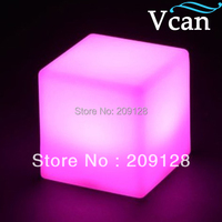 Christmas Festival Colorful Remote Control LED Decoration Table Lamps VC A100