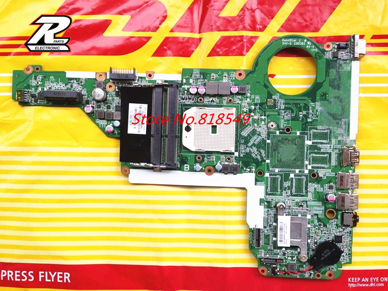 NEW ,720691-501 DA0R75MB6C1 / C0 REV : C For Hp Pavilion 15 17 Laptop Motherboard / Notebook PC 100% Tested working