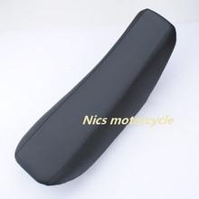Плоский высокий Поролоновый сиденье TTR110 стиль 140cc 150cc 160cc 200cc PIT PRO Кроссовый мотоцикл