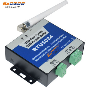 Image 1 - وحدة تحكم في الوصول بالتحكم عن بعد بمدخل وحدة GSM لمستخدمي Badodo 200 باب كهربائي عن طريق الرسائل القصيرة GSM 3G بوابة فتاحة RTU5024