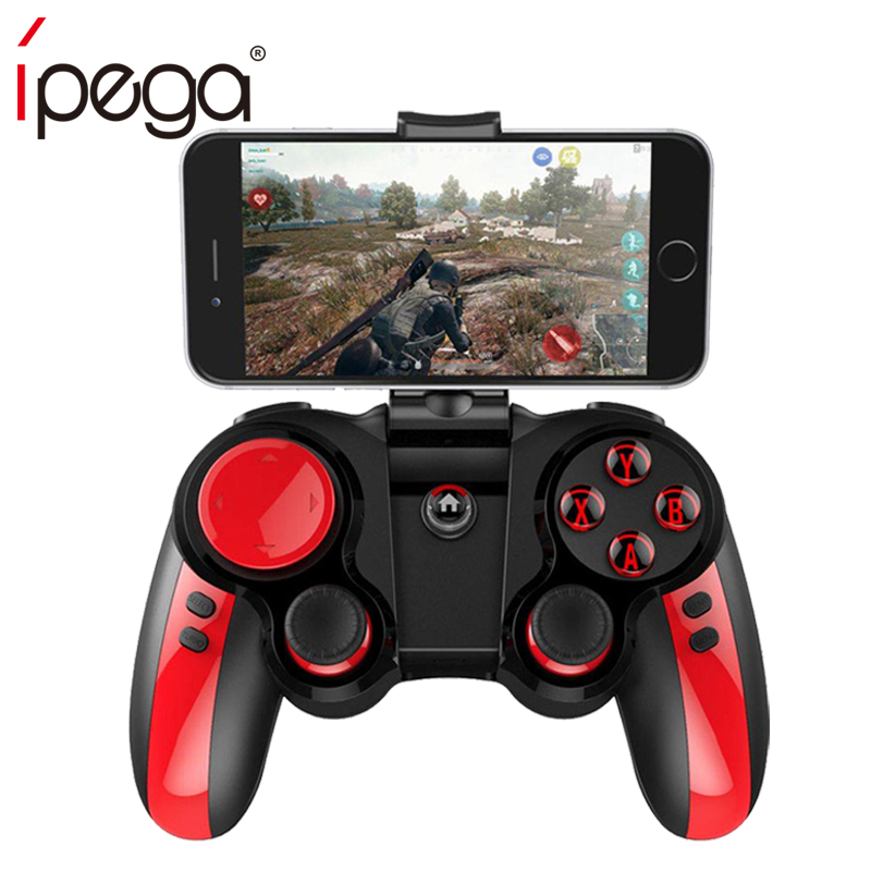New top Ipega PG-9089 Pirates Wireless Bluetooth Game Controller Gamepad Joysticks for Android/iOS/PC for PUBG vs gamesir f1 l1 gamesir f1 gamepad game controller phone analog joystick grip for all android