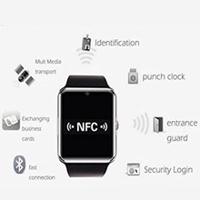 Smart Watch GT08 Clock Sync Notifier with Sim Card Bluetooth Connectivity for Apple Android Smartwatch Phone