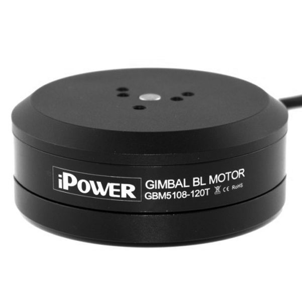 Ipower Brushless Gimbal Motor GBM5108 24N22P for Cameras FPV Aerial Photography