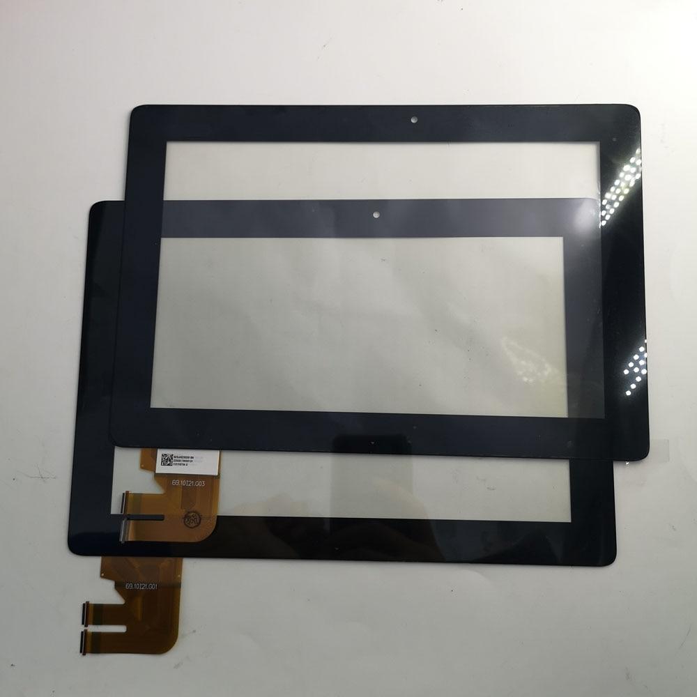 10.1 inchTouch מסך Digitizer זכוכית חיישן פנל עבור Asus EeePad שנאי TF300 TF300T TF300TG TF300TL 69.10I21.G01 G03-בפנלים וצגי LCD לטאבלט מתוך מחשב ומשרד באתר