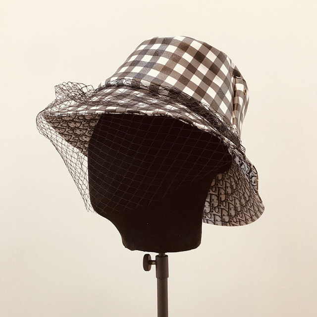 Autumn Winter Wide Brim...