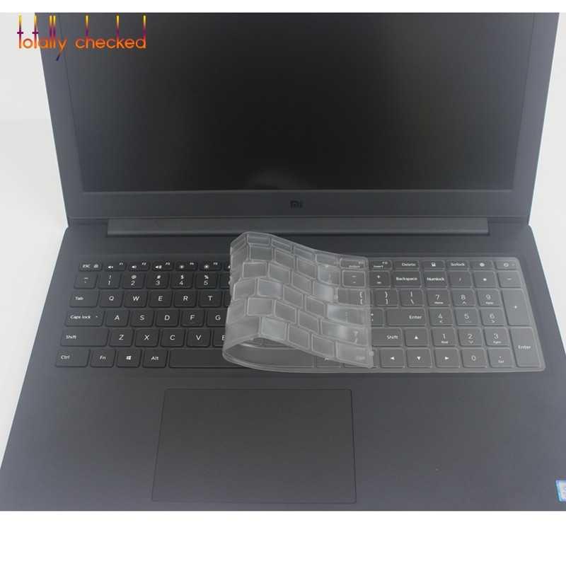 Đối với Xiao mi mi Máy Tính Xách Tay Intel Core i5-8250U GeForce MX110 máy tính xách tay Bảo Vệ 2018 TPU Da Bàn Phím Rõ Ràng Bảo Vệ bìa