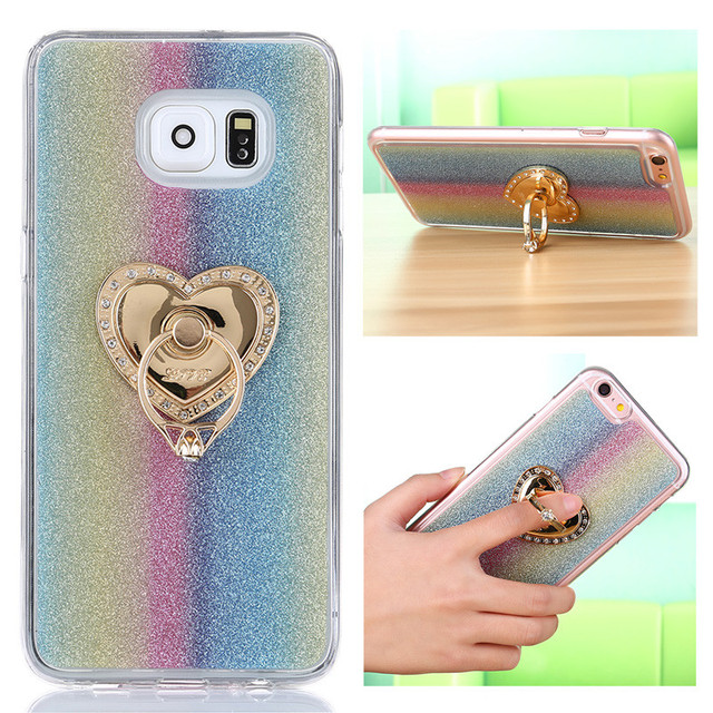 glitter phone case samsung s7 edge