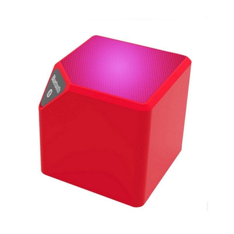 X3 Mini Wireless Bluetooth Speaker Led Speaker Call Handsfree TF USB Portable Music Sound Box Stereo Bass Loudspeakers For Phone