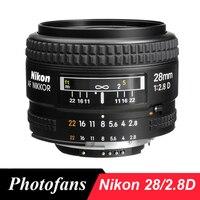 Nikon 28 / 2.8 D lens NIKKOR AF 28mm f/2.8D Lense for D80 D90 D7200 D7100 D300 D500 D600 D610 D700 D750 D800 D810 D3 D4 D5 Df