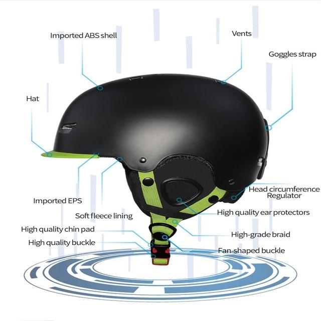 Snowboard Helmet 1