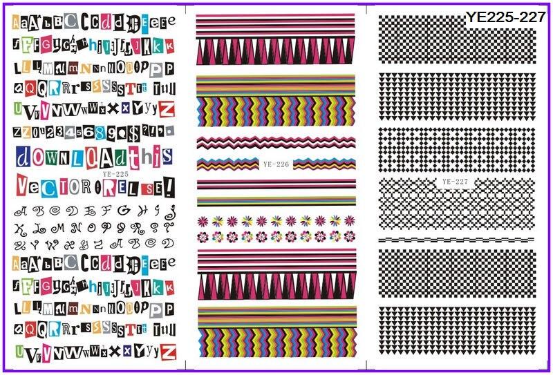 Материалы для дизайна ногтей. Материалы для ногтей
