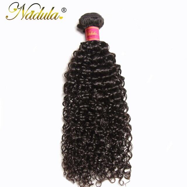 Nadula Hair Malaysian Virgin Hair Curly Weave Human Hair Extensions