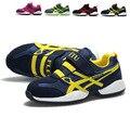 Alta calidad de la Marca niños y niñas zapatos de cuero genuino zapatos al aire libre de los zapatos corrientes respirables niños zapatos deportivos