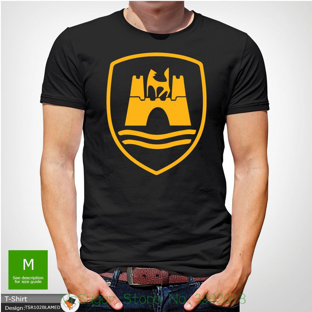 Wolfsburg Classic Mens Campervan T Shirt Christmas Birthday Present Gift Black ! Print T Shirt Men Brand Clothing