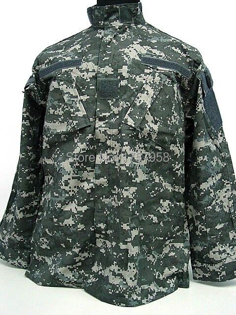 USMC armée numérique urbain Camo ACU Style uniforme ensemble numérique urbain Camo chemise et pantalon