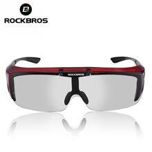 ROCKBROS Bicycle Polarized Glasses Anti-UV Outdoor Sports Cycling Sunglasses MTB Bike Goggles For Myopia Glasses Unisex New